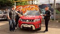Рулевые игры Сезон-1 Suzuki Vitara S