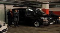 Рулевые игры Сезон-1 VW Caravelle