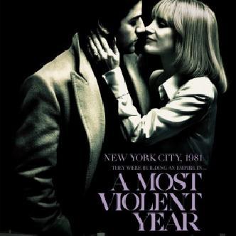 «Самый жестокий год» для Джессики Честейн и Оскара Айзека смотреть