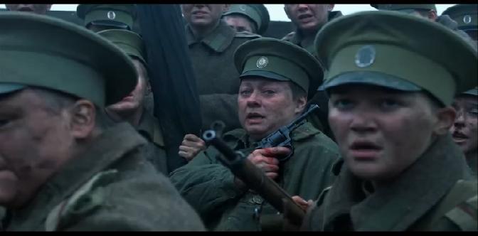 Сериал Батальон смотреть