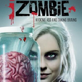 Сериал о мозгоедке «Я - зомби» смотреть
