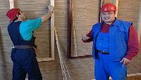 Школа ремонта Сезон 1 выпуск 30: Джунгли для Полины (Джунгли для дочери)