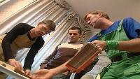 Школа ремонта Сезон 2 выпуск 8: Черепаха для Иракли