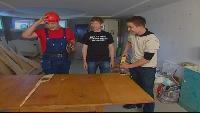 Школа ремонта Сезон 6 выпуск 26: Кантри с аквариумом