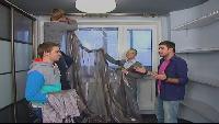 Школа ремонта Сезон 7 выпуск 16: Воздушно-пузырьковая спальня