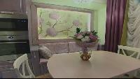 Школа ремонта Сезон 8 выпуск 40: Классическая кухня в вишневом саду