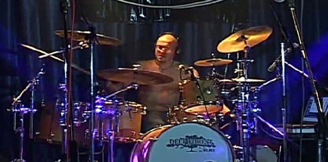 Шоу барабанщиков Mapex Day смотреть