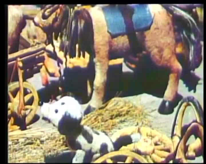 Сказка О Карасях, Зайце и Бубликах смотреть