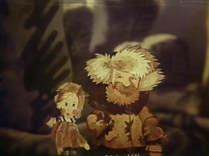 Сказки-небылицы деда Егора смотреть