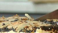 Сладкие истории 1 сезон Маковое пирожное с грушами