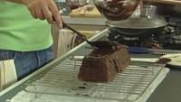 Сладкие истории 2 сезон Шоколадный кекс с миндалём