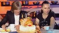 Сладкие истории 2 сезон Торт от Елены Стариковой