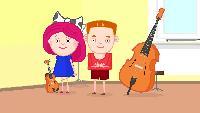 Смарта и Чудо-Сумка Сезон-2 Музыкальная школа