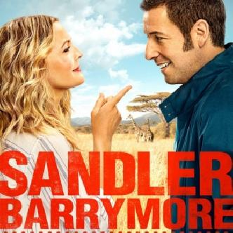 «Смешанные» Бэрримор и Сэндлер опять вместе смотреть