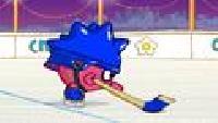 Смешарики Сезон-1 Хоккей. Часть 2