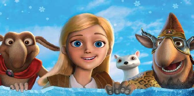 Снежная королева 2: Перезаморозка смотреть