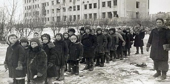 Сталинградово детство смотреть