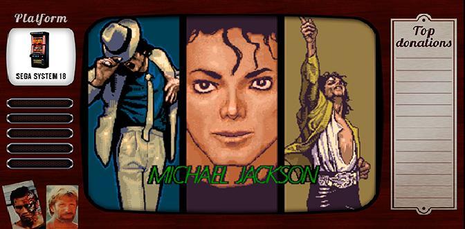 Старые старые игры. Выпуск 5. Michael Jackson`s moonwalker на Sega System 18 смотреть