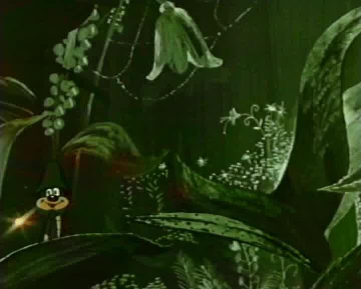 Светлячок и Росинка смотреть