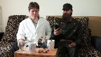 Thoisoi Химия с трубочистом Химия с трубочистом - Пробуем грузинский чай 30 летней давности с Трубочистом.