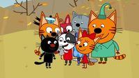 Три кота 1 сезон 22 серия. Телефон