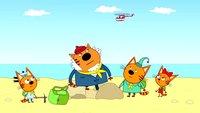 Три кота 3 сезон 110 серия. Котята спешат на помощь