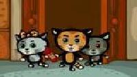 Три котёнка Сезон-1 Книжки мы не будем обижать