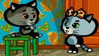 Три котёнка Сезон-5 Стать художником