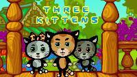 Три котенка (на английском языке) Сезон-1 The winter is outside
