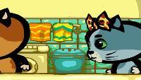 Три котёнка Сезон 3 Серия 7. Наша ванна океан