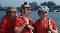 Трое в лодке, не считая собаки Сезон-1 Серия 1.