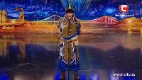 Україна має талант Україна має талант Горловое пение от Тургена Кама - Кастинг в Донецке