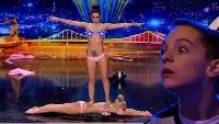 Україна має талант Україна має талант Сексуальная силовая акробатика от дуэта Wild girls - Кастинг в Одессе