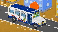 Уроки от Пинги и Кроки Сезон-1 В автобусе ехали-2