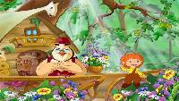 Уроки тетушки совы Детские фантазии Детские фантазии - Серия 1