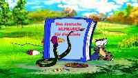 Уроки тетушки совы Немецкий алфавит Немецкий алфавит - Буква A
