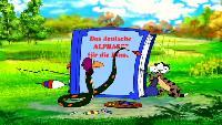 Уроки тетушки совы Немецкий алфавит Немецкий алфавит - Буква Z