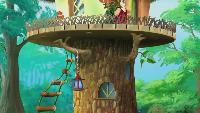 Уроки тетушки совы Сказки африканской саванны Сказки африканской саванны - Птица цвета рассвета