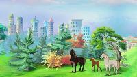 Уроки тетушки совы Уроки живой природы Уроки живой природы - Лошадь