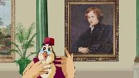 Уроки тетушки совы Всемирная картинная галерея Всемирная картинная галерея - Антонис ван Дейк