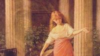 Уроки тетушки совы Всемирная картинная галерея Всемирная картинная галерея - Джон Ватерхауз
