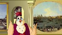 Уроки тетушки совы Всемирная картинная галерея Всемирная картинная галерея - Каналетто