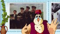 Уроки тетушки совы Всемирная картинная галерея Всемирная картинная галерея - Нико Пиросмани