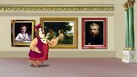 Уроки тетушки совы Всемирная картинная галерея Всемирная картинная галерея - Вильям Бугро