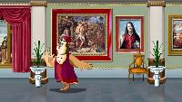 Уроки тетушки совы Всемирная картинная галерея Всемирная картинная галерея - Витторе Карпаччо