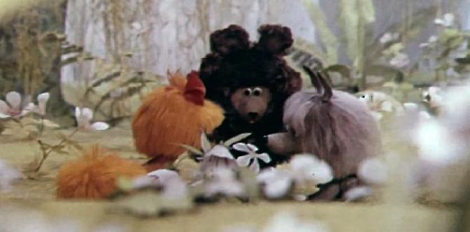 Ушастик и его друзья смотреть