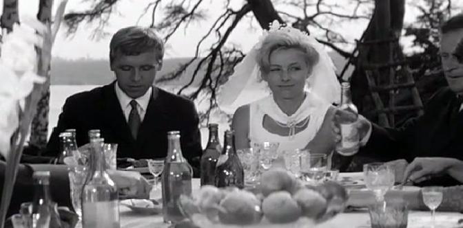 В день свадьбы смотреть