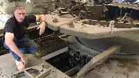 В командирской рубке. Обзоры реальных танков. Сезон-1 Рассмотри танк Achilles. В командирской рубке. Часть 1