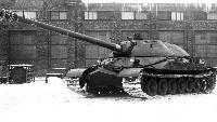 В командирской рубке. Обзоры реальных танков. Сезон-1 Рассмотри танк ИС-7. В командирской рубке. Часть 1