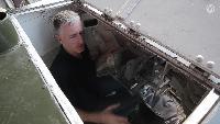 В командирской рубке. Обзоры реальных танков. Сезон-1 Загляни в реальный танк БТ-7. Часть 2.